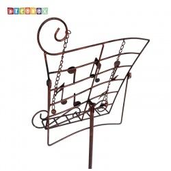 DecoBox貝多芬古銅大樂譜架(展示架, 菜單架)