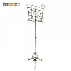 DecoBox貝多芬青銅大樂譜架(展示架, 菜單架)