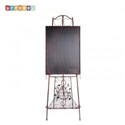DecoBox古銅梵谷大畫架(菜單架.北歐工業風.美術畫板.婚禮迎賓牌.相框架)