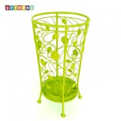 DecoBox舞藤wasabi圓形萬用傘桶(北歐工業風,傘架,紙簍,收納桶,花盆套,颱風,下雨)