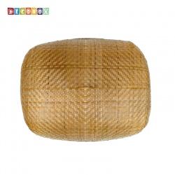 MS長方竹編煙薰桌罩(60*75公分)(宴王.燈罩.露營食物罩,野餐)