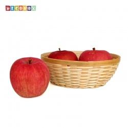 DecoBox竹編大橢圓麵包盤(10個)(瓜子盤, 竹籃)