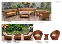 藤木類桌椅系列