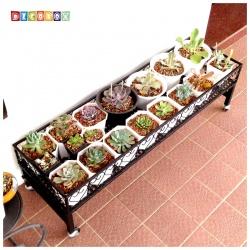 DecoBox藝術多肉小花架(多肉專用花架,花盆,展示架)