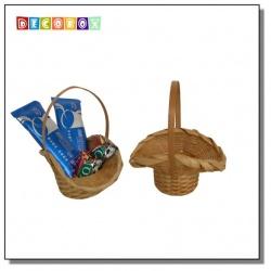 DecoBox雅筑帽型小提籃(10個)(宴王,小花籃)
