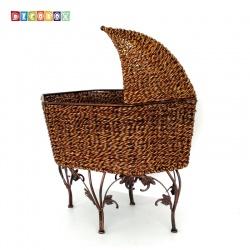 DecoBox六角寶貝收納籃-不含拍攝用布偶(寵物籃)