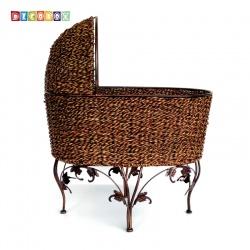 DecoBox橢圓寶貝收納籃(寵物籃)-不含拍攝用之裝飾品