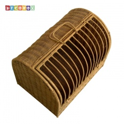 DecoBox溫馨藤編大寵物提籃