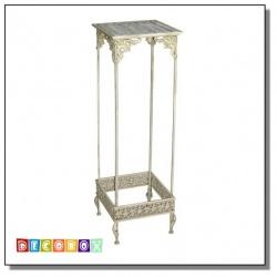 DecoBox古堡浪漫風方形中花架
