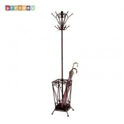 DecoBox愛心系列大型衣帽架(掛衣架.門板掛架. 吊衣架, 大衣架,家飾吊飾,傘架,梅雨)