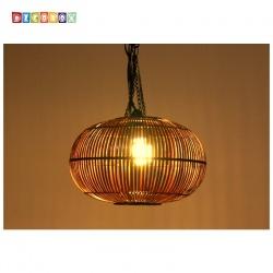 DecoBox中國風經典竹燈罩(40公分)-不含燈泡線材,宴王