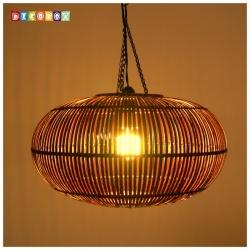 DecoBox中國風經典竹燈罩(46公分)-不含燈泡線材,宴王