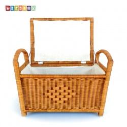 DecoBox鄉村風雜物收納箱(衣物收納)