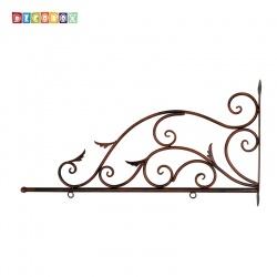 DecoBox藝術鍛鐵支架17170(寬68高33.5)(門牌,看板,指示牌,DIY, 標示牌.美術畫板)