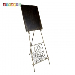 DecoBox青銅梵谷大畫架(菜單架.北歐工業風.美術畫板.婚禮迎賓牌.相框架)