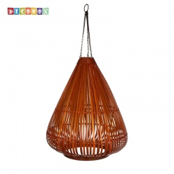 DecoBox中國古典竹燈罩(50公分)(桌燈罩.立燈罩.吊燈罩,宴王)-不含燈泡線材